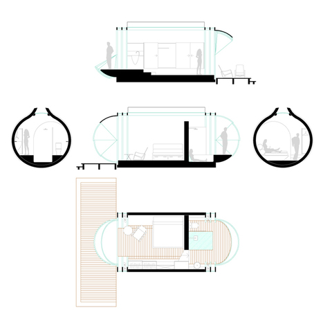 DROP eco-hotel | all about hotel design | Scoop.it