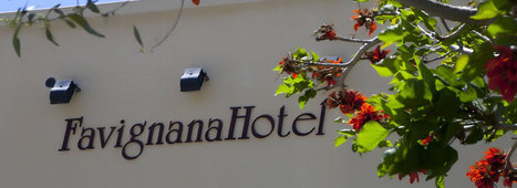 FAVIGNANA HOTEL - albergo Favignana - Isole Egadi - SICILY   Favignana Hotel - vacanze   Scoop.it