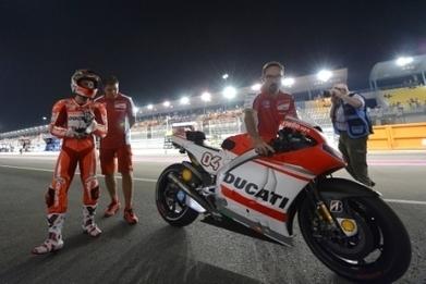 Iannone gets 2nd in FP3 | Ducati news | Scoop.it
