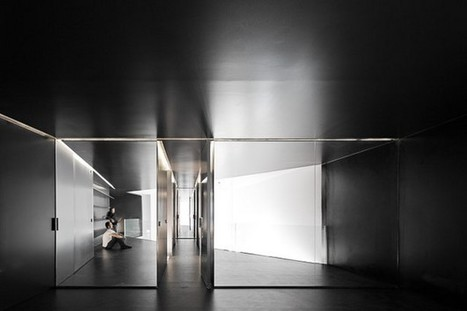 APARTMENT IN JUNQUEIRA - LISBON / BY ASPA ARQUITECTOS / PORTUGAL | CRAW | Scoop.it