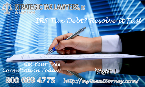 Los Angeles Tax Attorney   Law Tips to Eliminate Tax Problem   Scoop.it