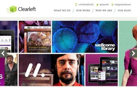 65 Responsive Website Design Examples of 2014 Inspire | Design Revolution | Scoop.it