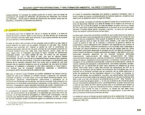 REFLEXIONES EN TORNO A LA CALIDAD Y LA CALIDAD DE VIDA EN EL TRABAJO - un knol de Fernando Antonio Ruano Faxas | Psicología del mexicano en el trabajo | Scoop.it