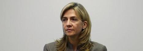 La infanta Cristina, primer miembro de la monarquia europea que es imputado | Información, actualidad, televisión, y mas | Scoop.it