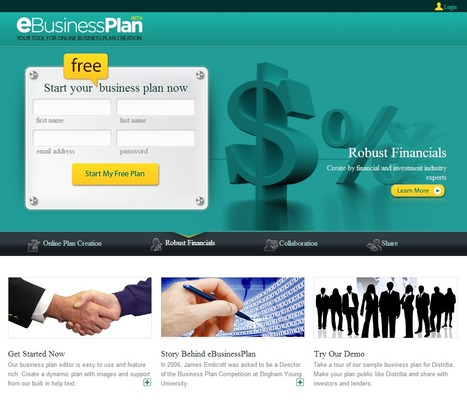 eBusinessPlan: your tool for online business plan creation | Time to Learn | Scoop.it