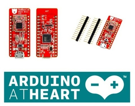 The power of BLE goes Arduino At Heart with Blend Micro for your IOT projects | WEBTRONICO | Scoop.it