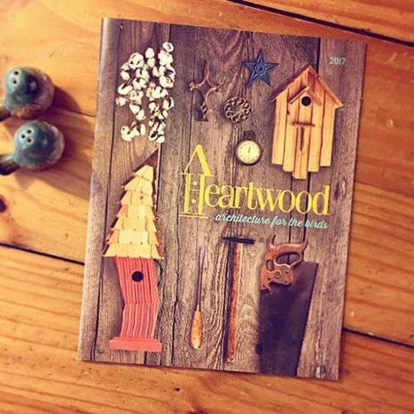 Didn't get a Heartwood catalog? Download it here! #catalog #newfor2017 #heartwood | Heartwood | Scoop.it