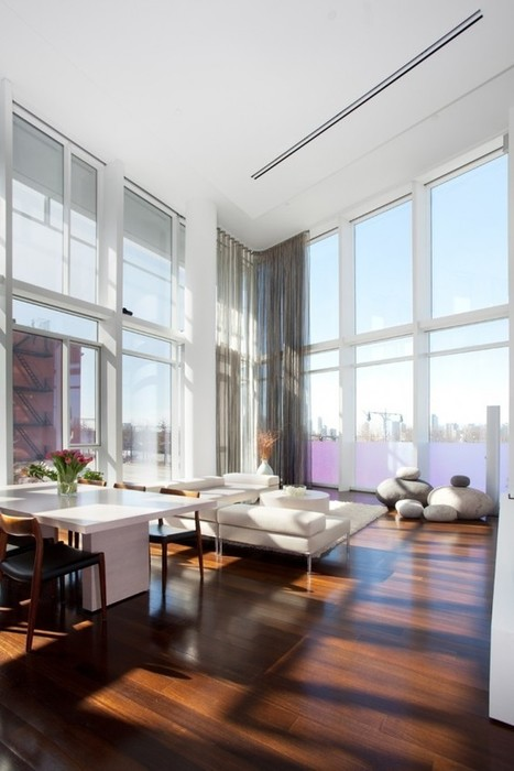 High Ceiling Decorating Ideas | Window Design Ideas | Scoop.it