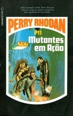Intergalacticrobot: Perry Rhodan (11-15) | Bioética | Scoop.it