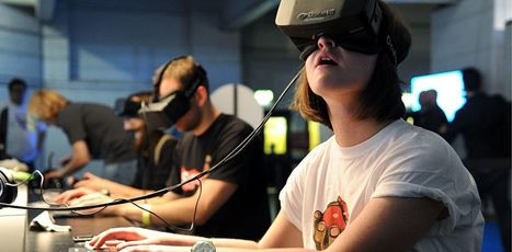 Dix applications «cool» de réalité virtuelle, desjeux, maisaussi dusérieux! | Ambiances, Architectures, Urbanités | Scoop.it