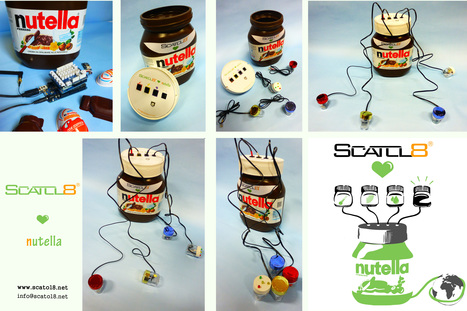 Scatol8 ♥ nutella | scatol8® | Scoop.it