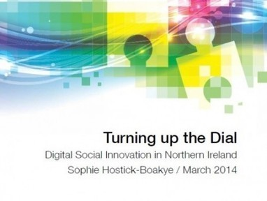 Digital Social Innovation in Northern Ireland - The Young Foundation | Mobile mental health | Scoop.it
