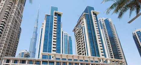 Unfurnished Boulevard Central 2 Bed + Laundry Suite | Better Homes Dubai Real Estate | Scoop.it