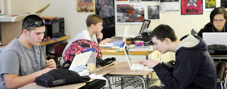 Student choice at center of proficiency-based learning | The Morning Sentinel, Waterville, ME | Proficiency Based Education | Scoop.it