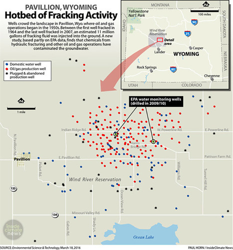 Stanford Scientists Find Fracking Linked to Groundwater Contamination in Pavillion, Wyoming | Farming, Forests, Water, Fishing and Environment | Scoop.it
