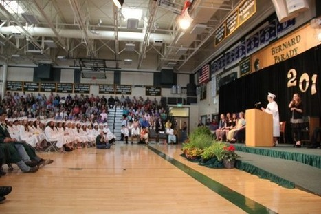 Maine's high school graduation rate reaches new high | Beyond the Stacks | Scoop.it