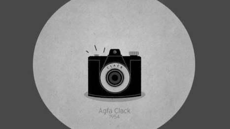 Une histoire des appareils photos iconiques | Inspiration et créativité | Scoop.it
