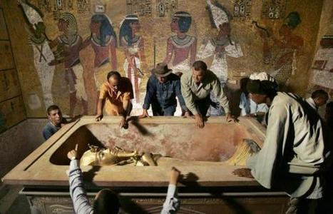 Exhibition unwraps drama of Tutankhamun's discovery | Unlimited Knowledge | Scoop.it
