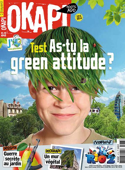 Okapi 976 | Revue de presse du CDI du Collège Langevin d'Hennebont | Scoop.it