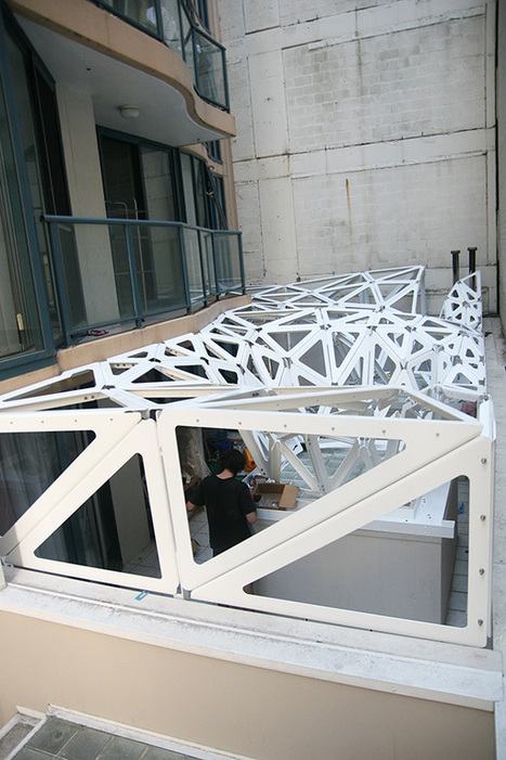 urban future organization (au) research» Blog Archive » code to production – canopy construction | FabLabRo | Scoop.it