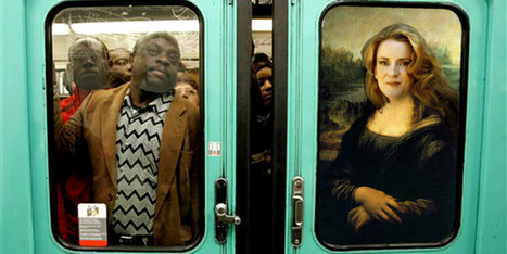 PHOTOS. Les affiches de NKM parodiées après son concours en ligne - Le Huffington Post | Photographie123 | Scoop.it