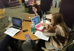 UR libraries stay relevant, leading the national charge - Campus Times | Embedded Librarianship in High School Libraries | Scoop.it