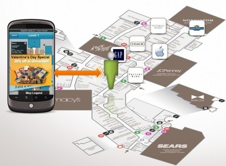 Nokia's Here team helps Qualcomm find its way on indoor positioning | Divers infos | Scoop.it