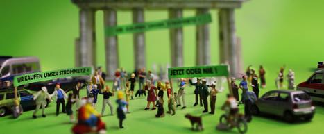 Project of the Day: Buerger Energie Berlin (Berlin Energy Co-op)   Peer2Politics   Scoop.it