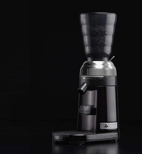 The Hario V60 Electric Grinder: What's the Buzz? | Coffee Makers | Scoop.it