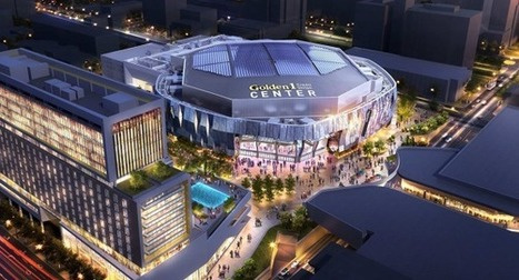 The Sacramento Kings' New Stadium Is Wired for Virtual Reality | MishMash | Scoop.it