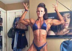 Teen bodybuilder bulks up, chases dream of going pro - New York Daily News | Women health inspiration | Scoop.it