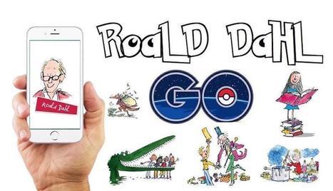 Un joc per caçar personatges de Roald Dahl | FOTOTECA INFANTIL | Scoop.it