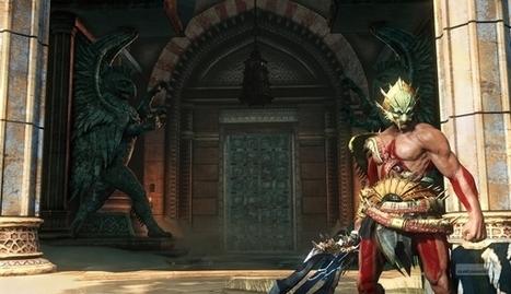 God of War: Ascension terá modo multi-jogador | TecnoCompInfo | Scoop.it