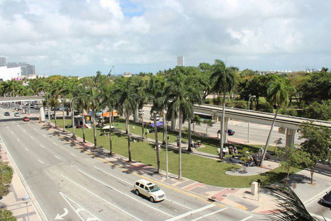 Can a Highway Median Become an Alluring Public Space? | green streets | Scoop.it