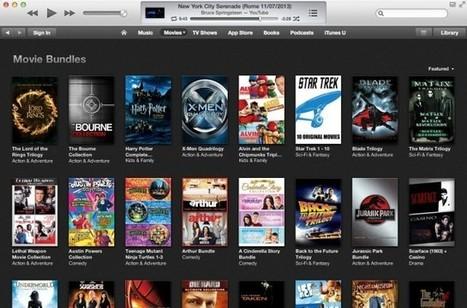 Go Get 'Em: Apple Offering Rare iTunes Sale On Movie Bundles | Educational Technology - Yeshiva Edition | Scoop.it