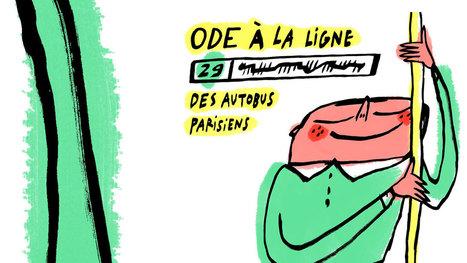 Ode à la ligne 29 des autobus parisiens,de Jacques Roubaud - Bertrand Bossard   Revue de presse théâtre   Scoop.it