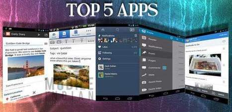 TOP 5 FREE BLOGGING APPS FOR ANDROID SMARTPHONES | MOBILES 2 PAPERTABS eDIGEST | Scoop.it