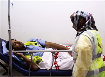 JAMA -Human Rights Report Details Violence Against Health Care Workers in Bahrain, August 3, 2011, Friedrich 306 (5): 475 — JAMA | Human Rights and the Will to be free | Scoop.it