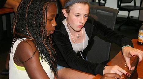 Code secrets: The real reasons why girls need to become computer geeks   Deseret News National   Curation first   Scoop.it