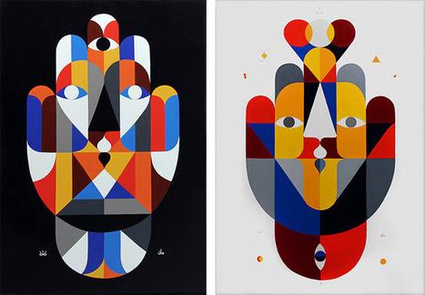 Photos of Remed 'Epiphysm'exhibition at David Bloch Gallery Marrakech. | Arts & luxury in Marrakech | Scoop.it