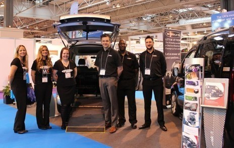 SIRUS ACHIEVES SUCCESS AT NAIDEX WITH ITS LEADING UPFRONT WHEELCHAIR PASSENGER SOLUTIONS AND NEW 'WE-CAN FLEX' CAR | Accessibility by Sirus Automotive -Wheelchair Accessible Vehicles | Scoop.it