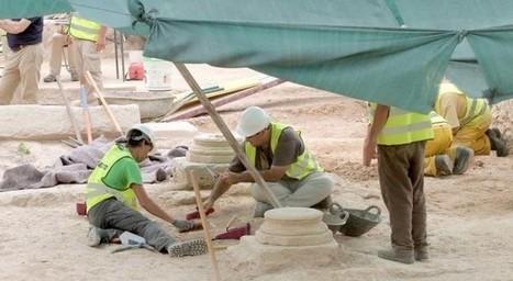 Los restos del templo de Isis de Cartagena podrán visitarse en otoño | LVDVS CHIRONIS 3.0 | Scoop.it