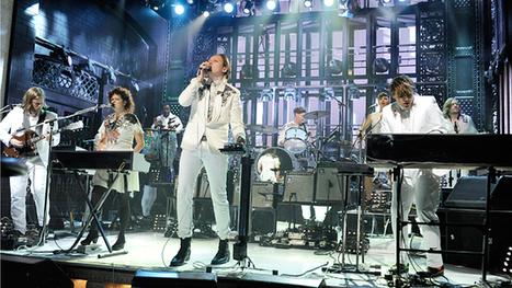 Arcade Fire's Marketing Machine Rolls Out Reflektor | Music | Scoop.it