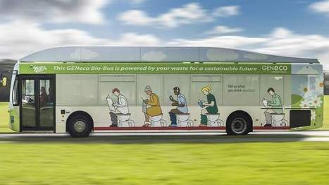 Poo Power: Bus Runs On Gas From Human Waste | Organic, Natural, Green, & Ethical | Scoop.it