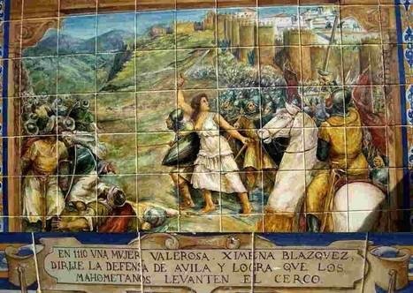 Revista de Historia - Dones importants a la història IV | Ciencies Socials i Educacio | Scoop.it