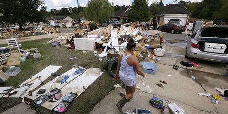 En Louisiane: «Notre vie est sur le bord du trottoir, prête à être ramassée par les ordures» | Planete DDurable | Scoop.it