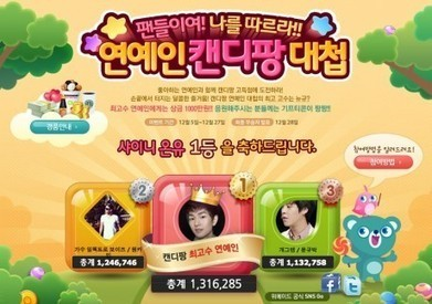 SHINee's Onew wins Celebrity Candypang Contest   sparkels   Scoop.it