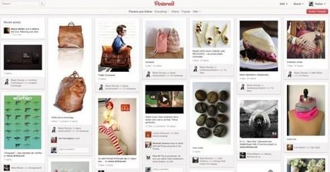 Pinterest: Pinnen ist das neue Schwarz am Social Media Spielplatz ... | Alles rund um Social Media | Scoop.it