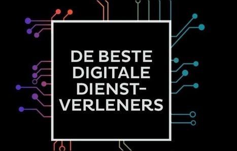 Dit zijn de beste bedrijven in digital consultancy | SIG media items | Scoop.it