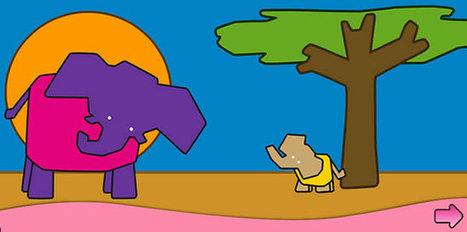 Las apps inclusivas de los cuentos de Tembo | Educación musical 2.0 | Scoop.it